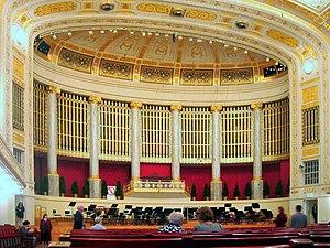 Wien, Austria: Wiener Konzerthaus, Großer Saal