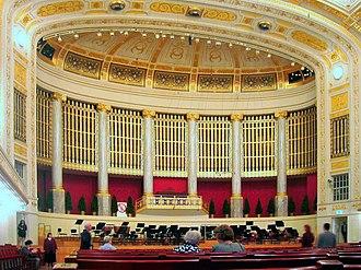 Konzerthaus, Vienna - Großer Saal