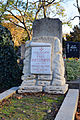 Wiener Zentralfriedhof - Gruppe 86 - Grab von Karl Ludwig Hassmann - II.jpg