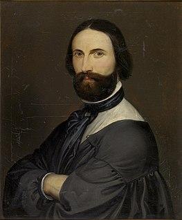image of Antoine Joseph Wiertz from wikipedia