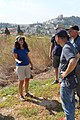 Wiki Loves Monuments 2014 in Israel Tour of Tel Yokneam IMG 2139.JPG