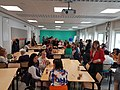 Wiki Women's lunch during Wikimania 2019 (1).jpg