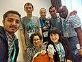 Wikimedians of Bashkortostan meeting with the Affcom.jpg