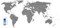 Wikipedia Page views World blank map.PNG