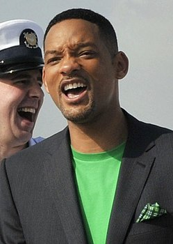 Will Smith a New York nel 2012