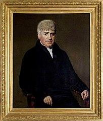 Portret van Pier Zeper