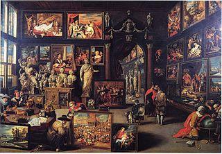 Collection of Cornelis de Geest with Paracelsus