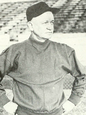 William Alexander (American football) - Alexander from The 1944 Blue Print