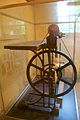 William Herschel Museum - treadle lathe.jpg