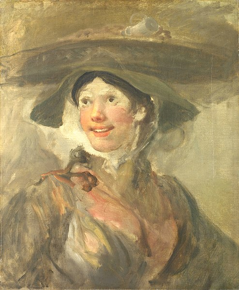 Αρχείο:William Hogarth - The Shrimp Girl - WGA11467.jpg
