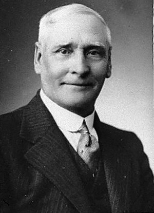 Raglan by-election, 1927 - Image: William Lee Martin