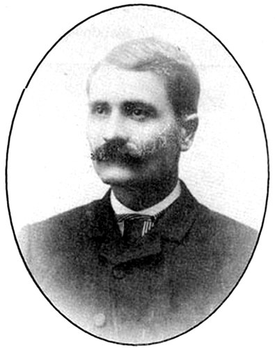 William Taylor (1853-1941) founder of North Bend