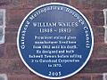 William Wailes blue plaque.jpg