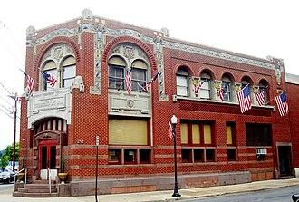 Williamsport Sun-Gazette - Williamsport Sun-Gazette Building (2014)