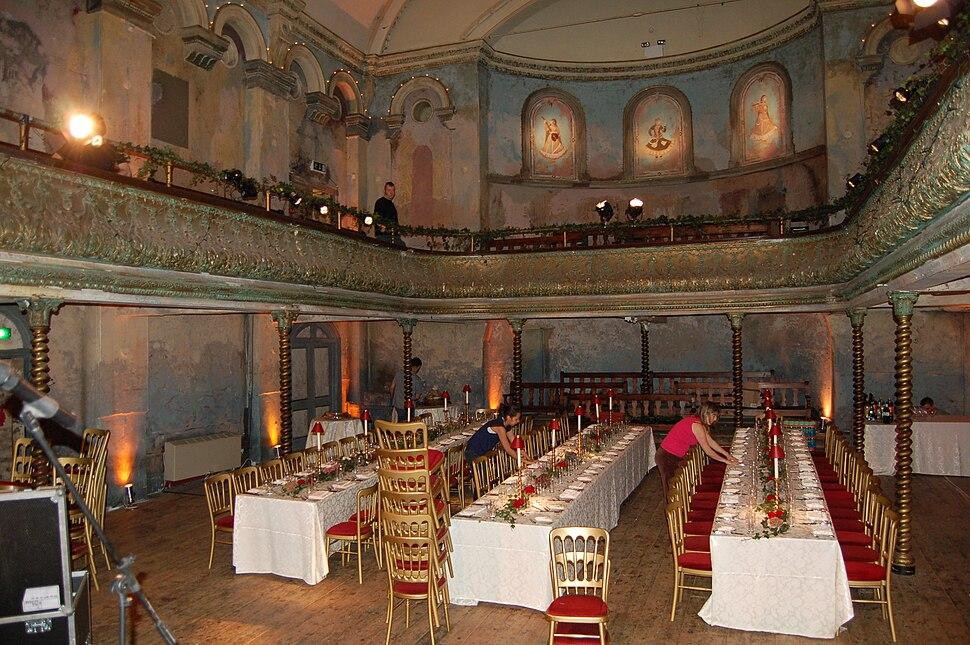 Wilton's Music Hall - Interior