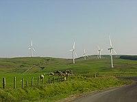 Wind Turbines - Hadyard Hill windfarm - geograph.org.uk - 185628.jpg