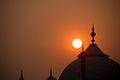 Winter Sunset at the Taj Mahal.jpg