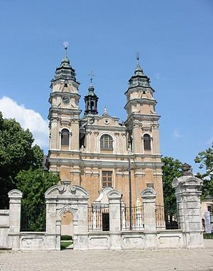 Włodawa - Church