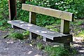 Wooden Bench - geograph.org.uk - 1369942.jpg