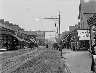 Woodville Road, Cardiff