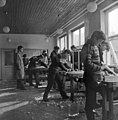 Woodwork at the secondary school in Røsvik.jpg