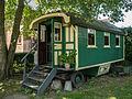 Woonwagen in het Hoogeland openluchtmuseum te Warffum.jpg