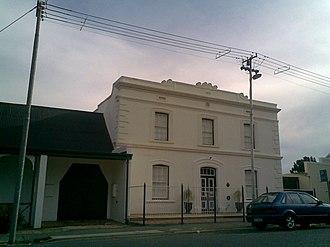 Worcester, Western Cape - Stockenström Street Sub Division House 1870