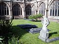 Worcester Cathedral UK 16052015 Cloisters3.jpg