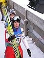 World Junior Ski Championship 2010 Hinterzarten Kaori Iwabuchi 037.JPG