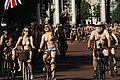 World Naked Bike Ride in London on The Mall, June 2013 (24).JPG