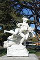 Wrestling Bacchantes by Aristide Petrilli - Sunken Gardens - Atascadero, CA - DSC05356.JPG