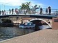 Wroxham bridges - geograph.org.uk - 215166.jpg