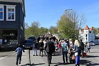 Wuppertal - Am Kriegermal - Himmelfahrtsprozession 03 ies.jpg