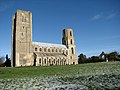 Wymondham Abbey - geograph.org.uk - 675437.jpg