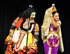 Yakshagana Bhasmasura-Mohini