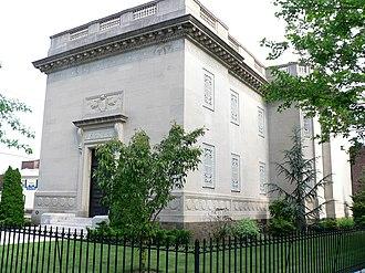 Berzelius (secret society) - Architect Donn Barber's Berzelius Society, 1908 or 1910.