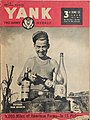 """Yank, The Army Weekly (British Edition), June 22, 1945 (cover showing """"Bartender from Brooklyn"""").jpg"""