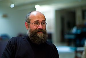 Yochai Benkler - Yochai Benkler speaking at UC Berkeley School of Law in 2006