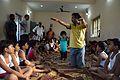 Yoga Class - Nisana Foundation - Chamrail - Howrah 2013-08-24 2040.JPG
