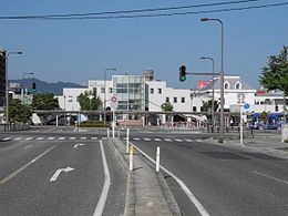 Yonezawa Station in the Morning.jpg
