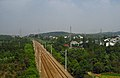 Yongningzhen-Tingzishan Railway at Tangquan (20170908123232).jpg