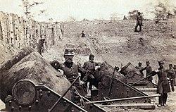 Yorktown artillery2