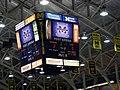Yost Ice Arena scoreboard March 2010.JPG