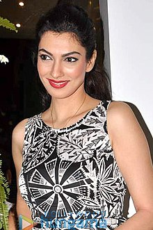 Yukta Mookhey at the launch of Marc Cain store (cropped).jpg
