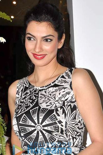 Miss World 1999 - Image: Yukta Mookhey at the launch of Marc Cain store (cropped)