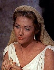 Yvonne De Carlo in The Ten Commandments film trailer.jpg