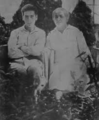 Zabel Yesayan and son.png
