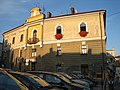 Zabytkowa kamienica w Tarnowie, pl. Katedralny 1-Rynek 24 1 pavw.JPG