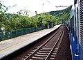 Zastávka Řež, nástupiště směr Kralupy.jpg