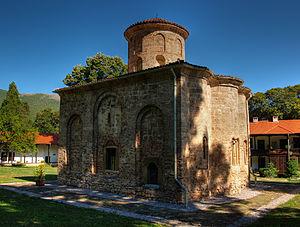 Zemen - The medieval church of the Zemen Monastery